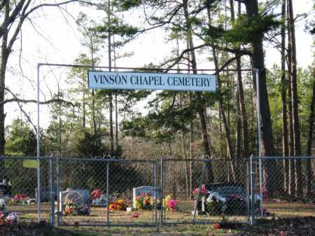 *VINSON CHAPEL  VIEW,  - Conway County, Arkansas |  *VINSON CHAPEL  VIEW - Arkansas Gravestone Photos