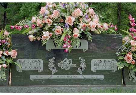 JORDAN WARD, OLA - Conway County, Arkansas | OLA JORDAN WARD - Arkansas Gravestone Photos