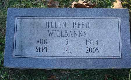 WILLBANKS, HELEN - Conway County, Arkansas | HELEN WILLBANKS - Arkansas Gravestone Photos