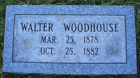 WOODHOUSE, WALTER - Conway County, Arkansas | WALTER WOODHOUSE - Arkansas Gravestone Photos