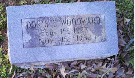 WOODWARD, DORIS E. - Conway County, Arkansas | DORIS E. WOODWARD - Arkansas Gravestone Photos