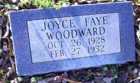 WOODWARD, JOYCE FAYE - Conway County, Arkansas | JOYCE FAYE WOODWARD - Arkansas Gravestone Photos