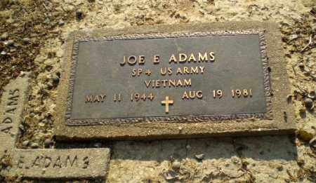ADAMS  (VETERAN  VIET), JOE E - Craighead County, Arkansas | JOE E ADAMS  (VETERAN  VIET) - Arkansas Gravestone Photos