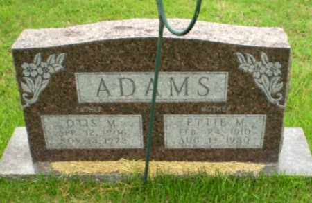 ADAMS  (VETERAN), OTIS M - Craighead County, Arkansas | OTIS M ADAMS  (VETERAN) - Arkansas Gravestone Photos