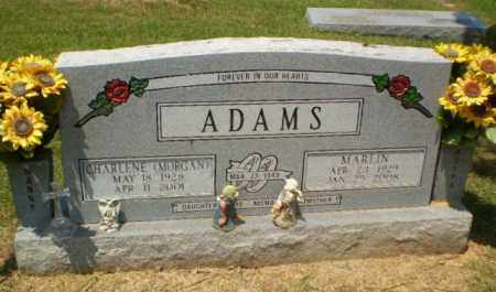 MORGAN ADAMS, CHARLENE - Craighead County, Arkansas | CHARLENE MORGAN ADAMS - Arkansas Gravestone Photos