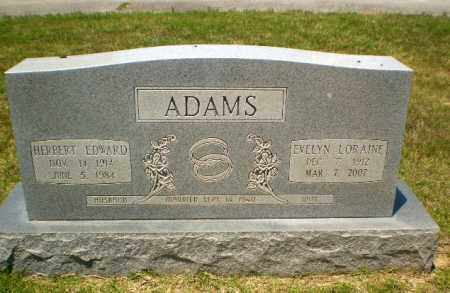 ADAMS, EVELYN  LORAINE - Craighead County, Arkansas | EVELYN  LORAINE ADAMS - Arkansas Gravestone Photos