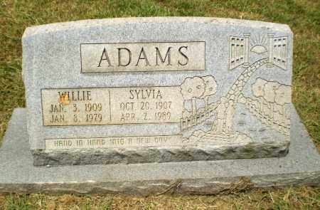 ADAMS, WILLIE - Craighead County, Arkansas | WILLIE ADAMS - Arkansas Gravestone Photos