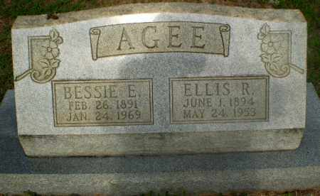 AGEE, ELLIS R - Craighead County, Arkansas | ELLIS R AGEE - Arkansas Gravestone Photos