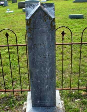 AGEE, JOHN F - Craighead County, Arkansas | JOHN F AGEE - Arkansas Gravestone Photos