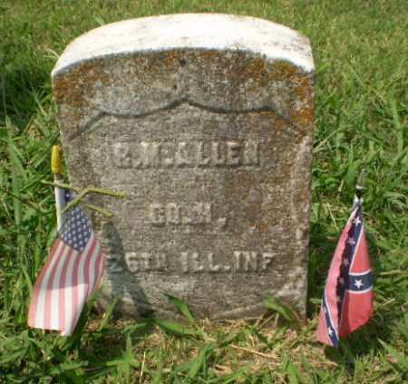ALLEN  (VETERAN UNION), RUFUS M - Craighead County, Arkansas | RUFUS M ALLEN  (VETERAN UNION) - Arkansas Gravestone Photos