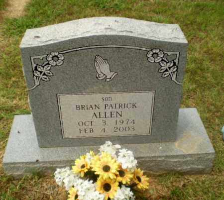 ALLEN, BRIAN PATRICK - Craighead County, Arkansas | BRIAN PATRICK ALLEN - Arkansas Gravestone Photos