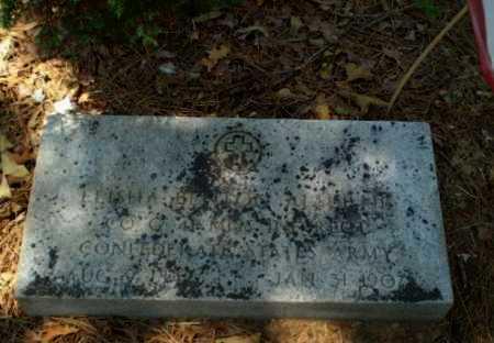 ALSUP, JR (VETERAN CSA), ELISHA BENTON - Craighead County, Arkansas | ELISHA BENTON ALSUP, JR (VETERAN CSA) - Arkansas Gravestone Photos