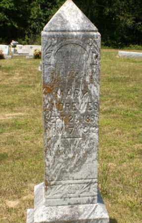 ANDREWS, MARY - Craighead County, Arkansas | MARY ANDREWS - Arkansas Gravestone Photos
