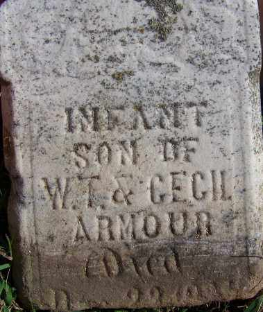 ARMOUR, INFANT SON - Craighead County, Arkansas | INFANT SON ARMOUR - Arkansas Gravestone Photos