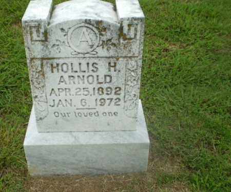 ARNOLD, HOLLIS H - Craighead County, Arkansas | HOLLIS H ARNOLD - Arkansas Gravestone Photos