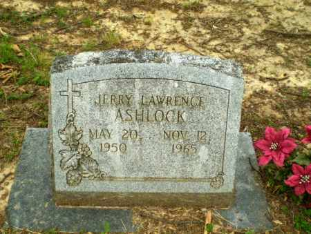 ASHLOCK, JERRY LAWRENCE - Craighead County, Arkansas | JERRY LAWRENCE ASHLOCK - Arkansas Gravestone Photos