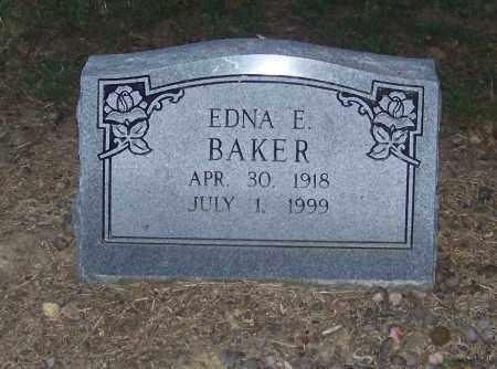 BAKER, EDNA E. - Craighead County, Arkansas | EDNA E. BAKER - Arkansas Gravestone Photos