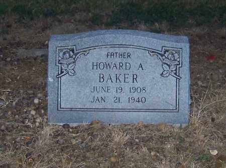 BAKER, HOWARD A. - Craighead County, Arkansas | HOWARD A. BAKER - Arkansas Gravestone Photos