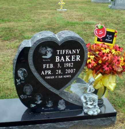 BAKER, TIFFANY - Craighead County, Arkansas | TIFFANY BAKER - Arkansas Gravestone Photos
