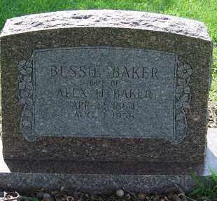 BAKERB, BESSIE - Craighead County, Arkansas | BESSIE BAKERB - Arkansas Gravestone Photos