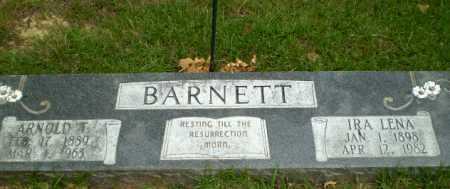 BARNETT, IRA LENA - Craighead County, Arkansas | IRA LENA BARNETT - Arkansas Gravestone Photos