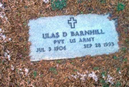 BARNHILL (VETERAN), ULAS D. - Craighead County, Arkansas | ULAS D. BARNHILL (VETERAN) - Arkansas Gravestone Photos