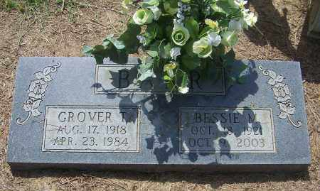 BARR, GROVER T. - Craighead County, Arkansas | GROVER T. BARR - Arkansas Gravestone Photos