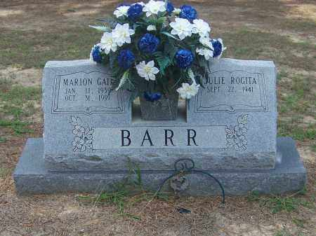 BARR, MARION GALE - Craighead County, Arkansas | MARION GALE BARR - Arkansas Gravestone Photos