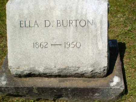 BARTON, ELLA D - Craighead County, Arkansas | ELLA D BARTON - Arkansas Gravestone Photos