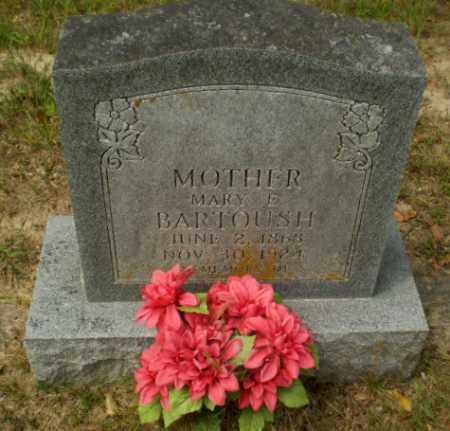 BARTOUSH, MARY E - Craighead County, Arkansas   MARY E BARTOUSH - Arkansas Gravestone Photos