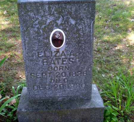 BATES, ELIZA A - Craighead County, Arkansas | ELIZA A BATES - Arkansas Gravestone Photos
