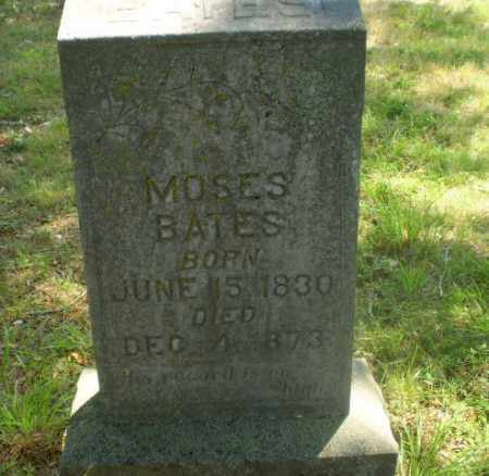 BATES, MOSES - Craighead County, Arkansas | MOSES BATES - Arkansas Gravestone Photos