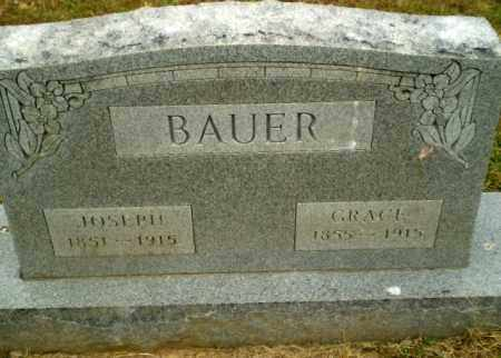 BAUER, GRACE - Craighead County, Arkansas | GRACE BAUER - Arkansas Gravestone Photos