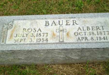 BAUER, ROSA - Craighead County, Arkansas | ROSA BAUER - Arkansas Gravestone Photos