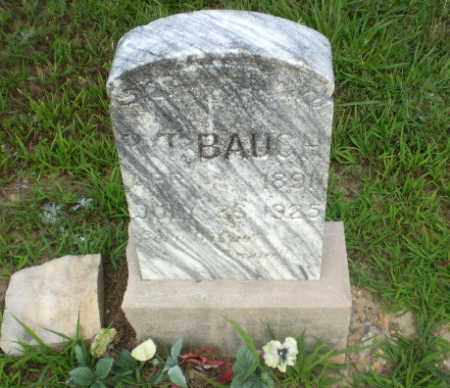 BAUGH, P.T. - Craighead County, Arkansas | P.T. BAUGH - Arkansas Gravestone Photos