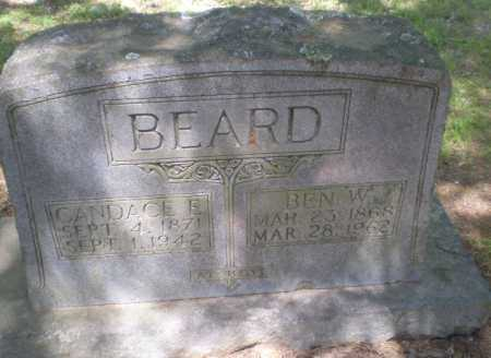 BEARD, BEN W - Craighead County, Arkansas | BEN W BEARD - Arkansas Gravestone Photos