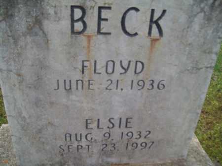 BECK, ELSIE - Craighead County, Arkansas | ELSIE BECK - Arkansas Gravestone Photos