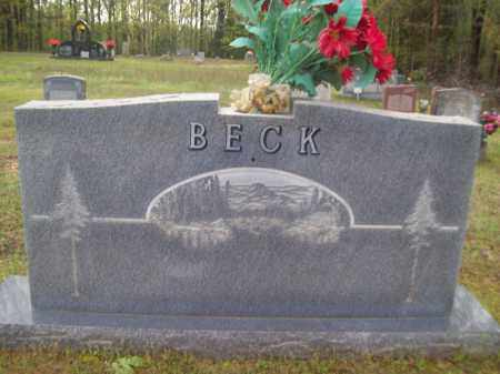 BECK, JESSIE E. - Craighead County, Arkansas | JESSIE E. BECK - Arkansas Gravestone Photos