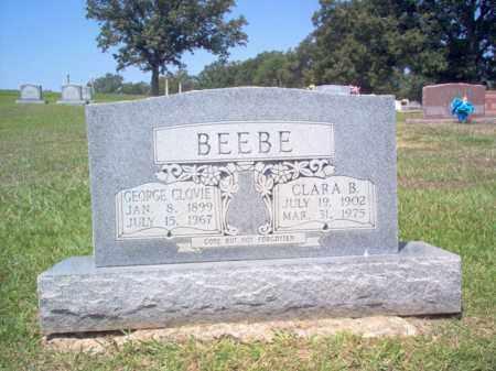 BEEBE, CLARA B - Craighead County, Arkansas | CLARA B BEEBE - Arkansas Gravestone Photos