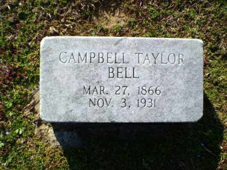 BELL, CAMPBELL TAYLOR - Craighead County, Arkansas | CAMPBELL TAYLOR BELL - Arkansas Gravestone Photos