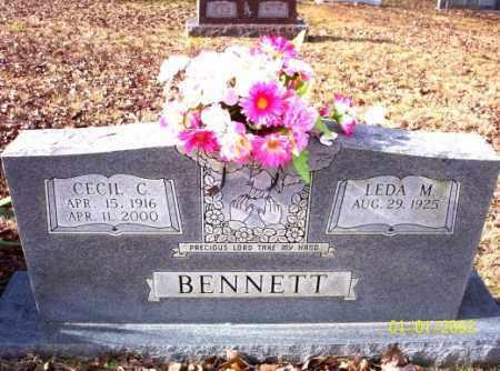 BENNETT, CECIL - Craighead County, Arkansas | CECIL BENNETT - Arkansas Gravestone Photos