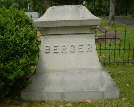 BERGER FAMILY, MONUMENT - Craighead County, Arkansas | MONUMENT BERGER FAMILY - Arkansas Gravestone Photos