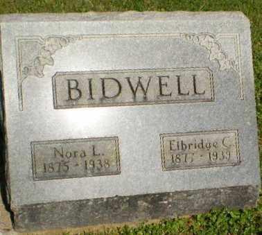 BIDWELL, ELBRIDGE C - Craighead County, Arkansas | ELBRIDGE C BIDWELL - Arkansas Gravestone Photos