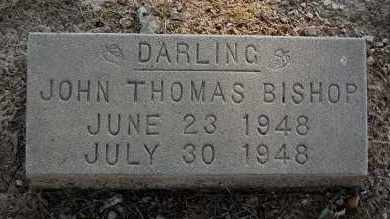 BISHOP, JOHN THOMAS - Craighead County, Arkansas | JOHN THOMAS BISHOP - Arkansas Gravestone Photos