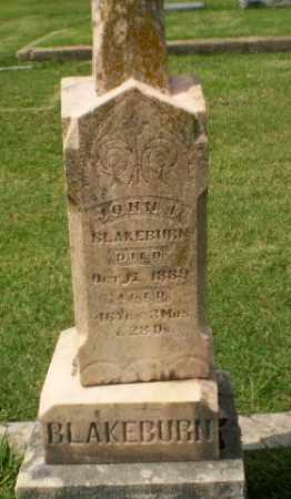 BLAKEBURN, JOHN I - Craighead County, Arkansas | JOHN I BLAKEBURN - Arkansas Gravestone Photos