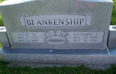 BLANKENSHIP, ALLIE M - Craighead County, Arkansas | ALLIE M BLANKENSHIP - Arkansas Gravestone Photos