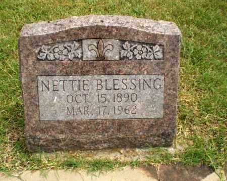 BLESSING, NETTIE - Craighead County, Arkansas | NETTIE BLESSING - Arkansas Gravestone Photos