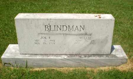 BLINDMAN, JOE - Craighead County, Arkansas | JOE BLINDMAN - Arkansas Gravestone Photos