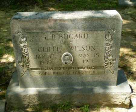 BOGARD, L B - Craighead County, Arkansas | L B BOGARD - Arkansas Gravestone Photos