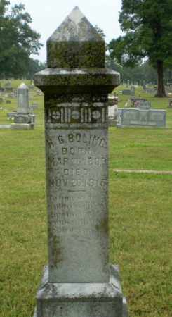 BOLING, H.G. - Craighead County, Arkansas | H.G. BOLING - Arkansas Gravestone Photos